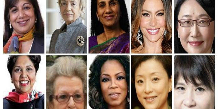 From Chanda Kochhar To Oprah Winfrey: Here Are #10 Power Women Entrepreneurs