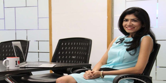 India's Top Woman Digi-preneur Says Nation's Digital Revolution Behind Its Women's Success
