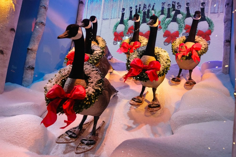 The 7 Most Stunning Holiday Windows in New York City -- and What You Can Learn From Them