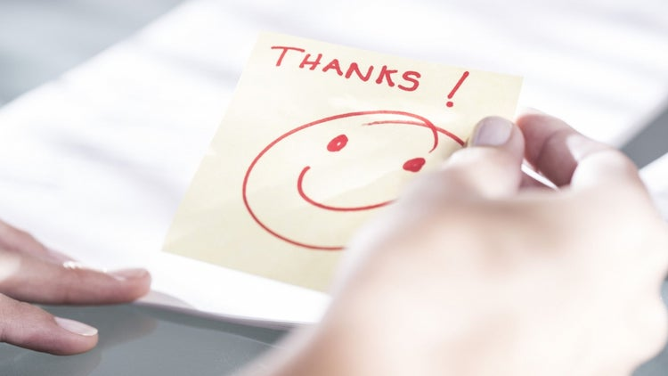 Want to Feel Happier? Give Thanks All Year Round.