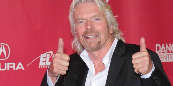 Qué consejo se daría Richard Branson si tuviera 21 años