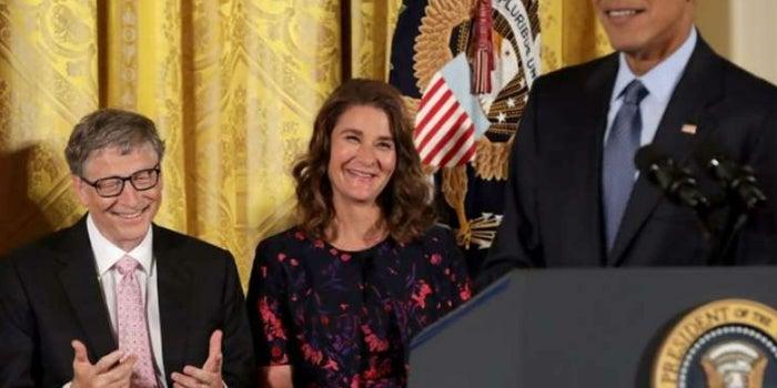 Así se 'burló' Obama de Bill Gates