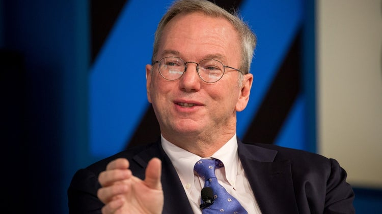 Don't Feel Bad, Eric Schmidt Can't Answer Google's Crazy Interview Questions Either