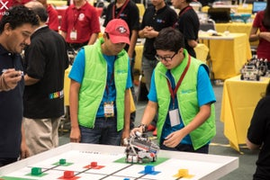 Niños mexicanos ganan 5to lugar en olimpiada mundial de robótica