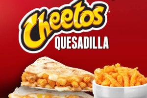 Taco Bell's New Snack-Infused Item Is Cheesier Than Ever