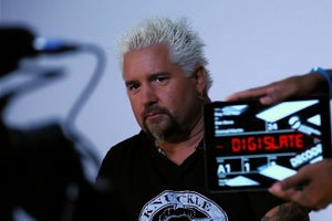 How Guy Fieri's Empire Almost Burned to the Ground