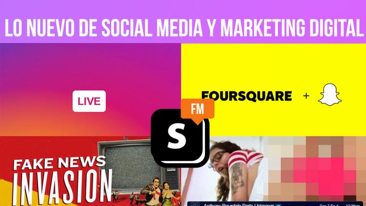 Social.FM: La insoportable levedad del contenido efímero