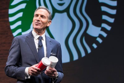 Starbucks CEO Howard Schultz to Step Down