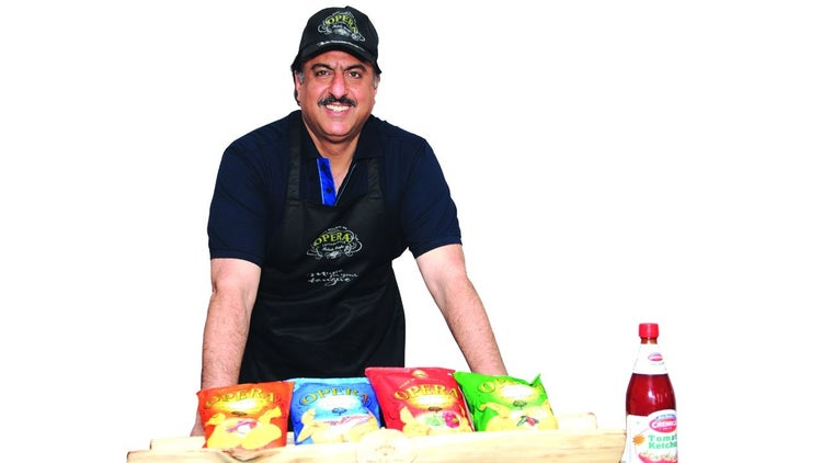 Playing the Chip Shot is Cremica's Akshay Bector Who Launched India's First Vegetarian Mayonnaise