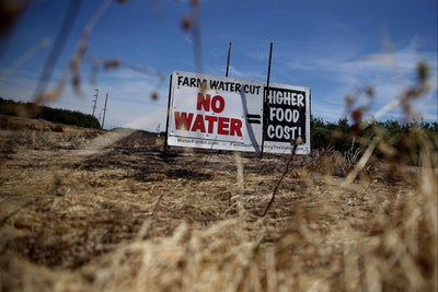 There's a New Threat to Small Business: Water Scarcity