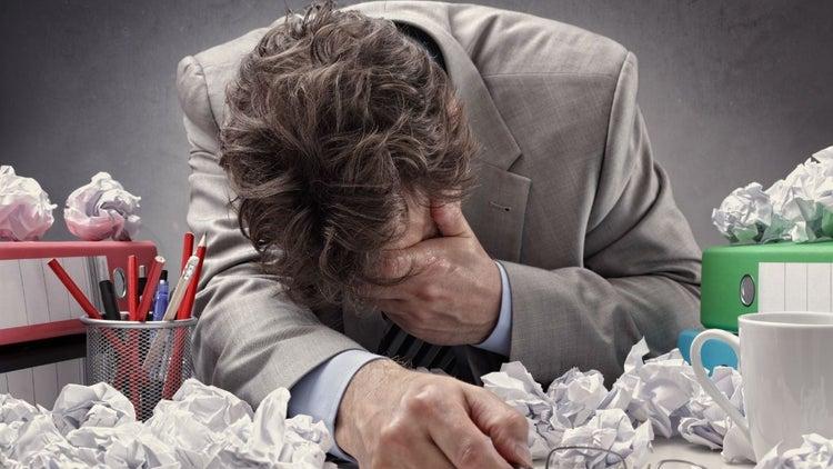 10 señales de que necesitas un 'break' de tu trabajo