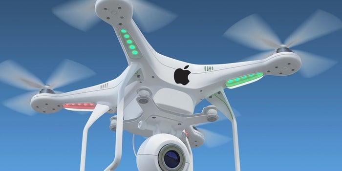 Apple apuesta a los drones para enfrentar a Google en mapas