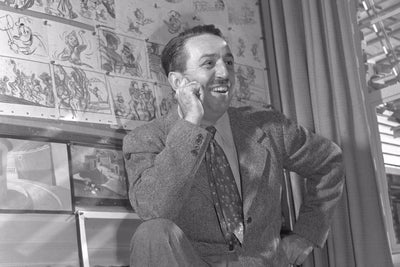 16 Inspirational Quotes From Walt Disney