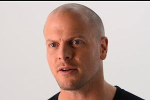 The 3 Tips for Success That Surprised Tim Ferriss