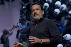 Tom Hanks Is Watching You in the First Trailer for 'The Circle'
