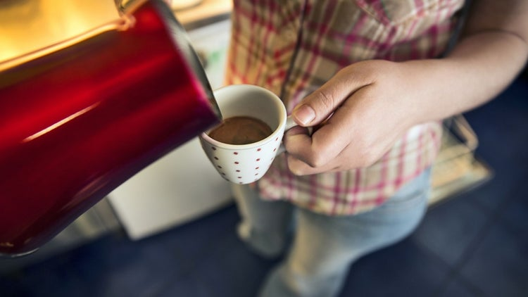 Cut Any Expense You Want But Don't Dare Take the Coffee Away!