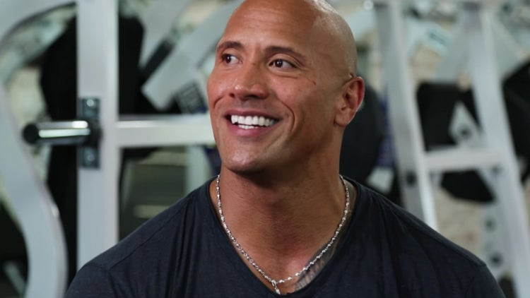 How Dwayne 'The Rock' Johnson Came Back From Rock Bottom