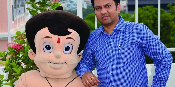 The Creator of Chhota Bheem Has Prepared India's Walt Disney