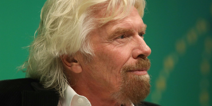 Los 5 libros favoritos de Richard Branson en 2016