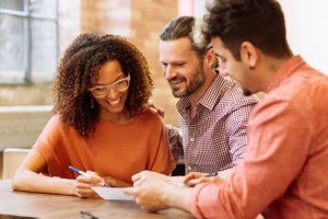 The Paperwork You Must Complete for a Friends or Family Business Loan