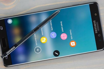 Samsung Will Issue an Update to Disable All Galaxy Note 7 Handsets in...