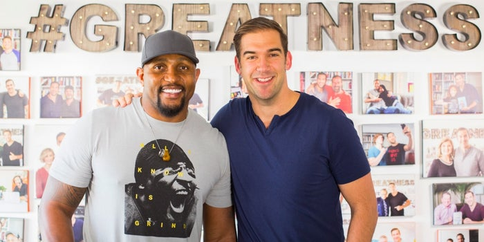 Former NFL Player Ray Lewis on Success and Staying Grounded
