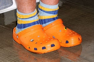 Is Crocs Trying to Ditch Its Image of Lazy Comfort?
