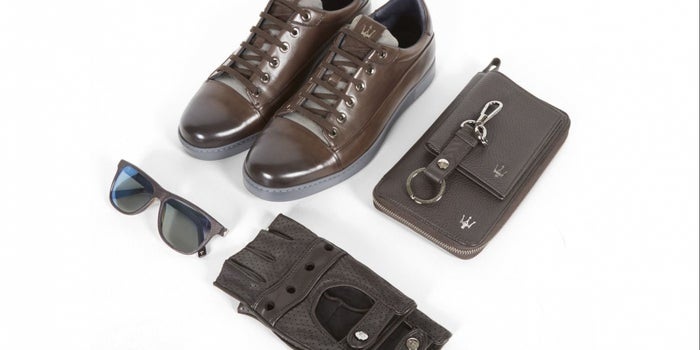 The Executive Selection: Ermenegildo Zegna And Maserati
