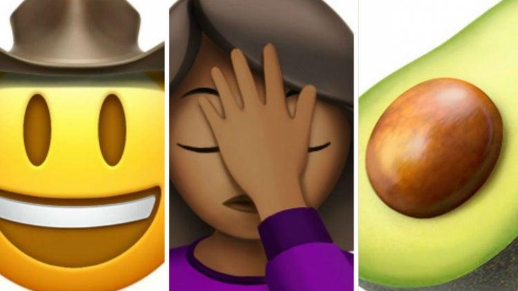 Los 10 nuevos emojis que ahora puedes usar