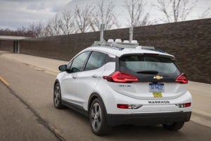 GM Brings Self-Driving Cars to Michigan Roads