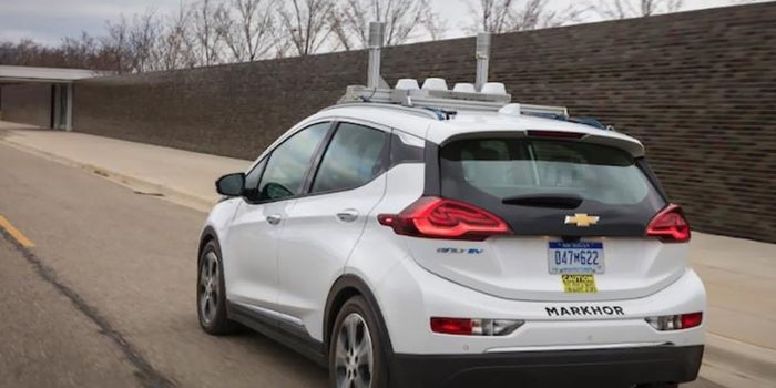 GM Brings Self-Driving Cars to Michigan Roads