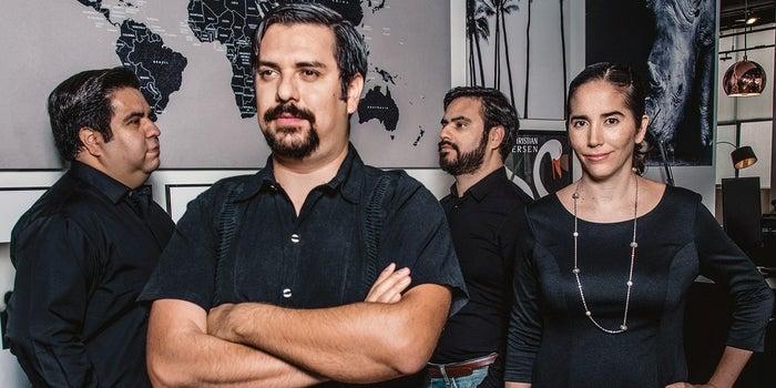 3 hermanos mexicanos que quieren llevar salud a todo el planeta