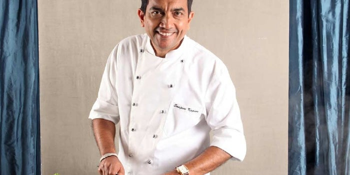Here's How Sanjeev Kapoor Garnishes Culinary Skills With Entrepreneurship