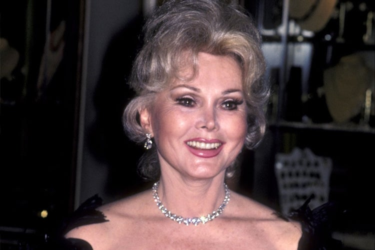 Zsa Zsa Gabor Quotes Mesmerizing On Living Gorgeously From Zsa Zsa Gabor
