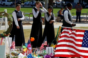 Families of Orlando Nightclub Victims Sue Twitter, Google and Facebook