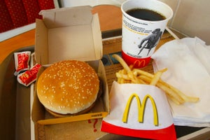 Lawsuit Alleges That McDonald's Overcharges For Cheeseburger Value Meal