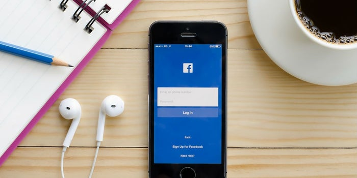 Facebook presenta Audios en Vivo