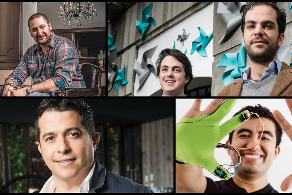 Álbum: 12 grandes innovadores y radicales que conocimos este año