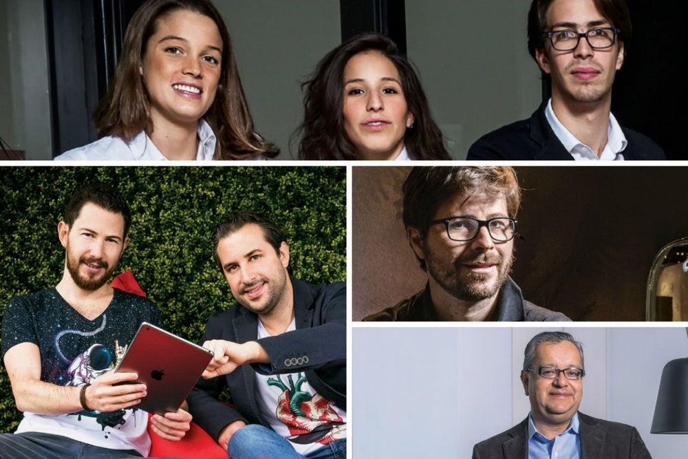 Álbum: Los mejores emprendedores de 2016