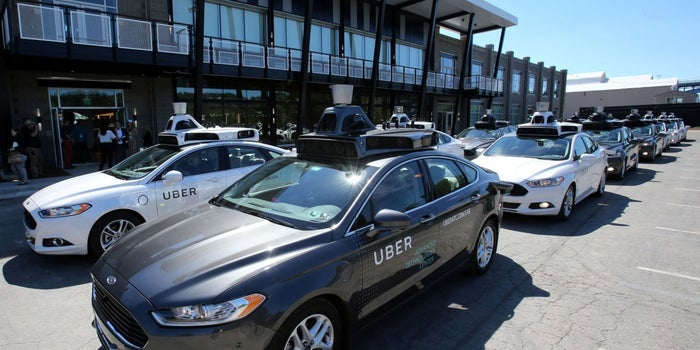 Uber Slams Brakes on Its Self-Driving Test Program in San Francisco
