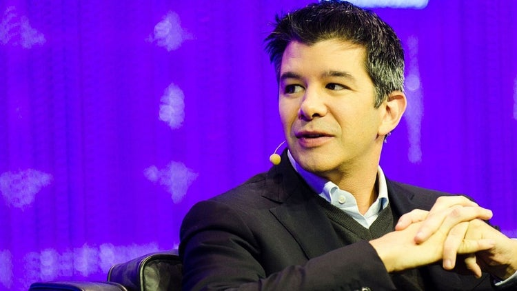 Uber's Travis Kalanick Once Said You Need Bizmance Not Bromance to Run A Partnership