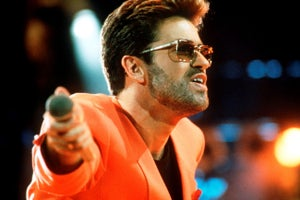 Watch George Michael's Inspiring Performance of 'Somebody to Love'