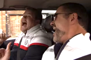 Watch the Original 'Carpool Karaoke' Starring George Michael