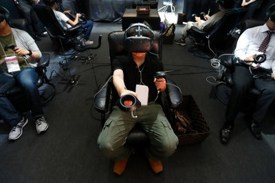 You'll Never Guess Where VR Headsets Will Soon Be