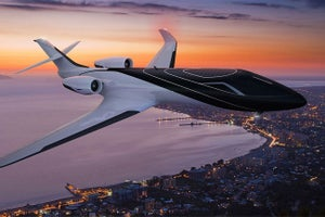 Check Out This Futuristic Approach to Air Travel