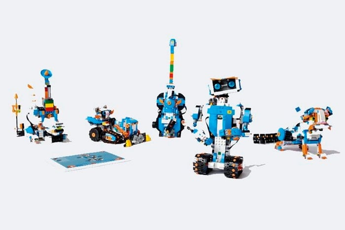 New Robotics Set Will Teach Your Child How to Code