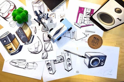 These 5 Creators Boost Their Creativity by Sketching