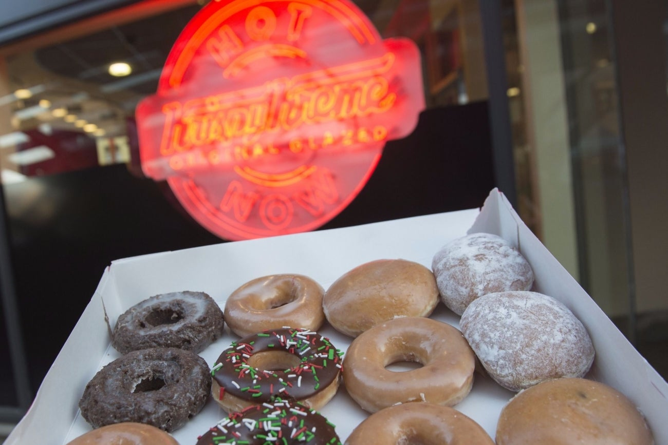 krispy kreme threats Doughnut giant krispy kreme opened its doors in the city last week will it hold its own against already established brands here is the test.