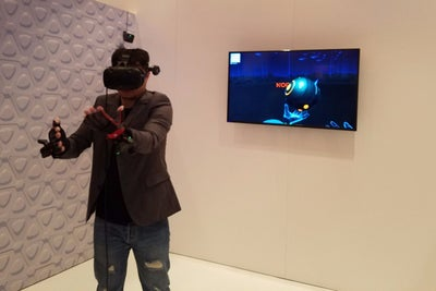 CES 2017: HTC Wants to Drive the VR Revolution -- and It Needs Your He...