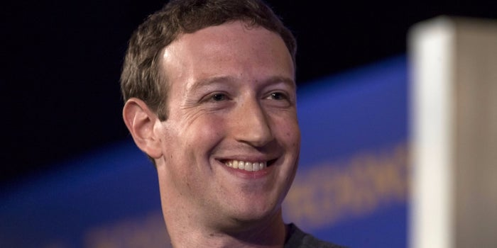 What You Can Learn From Mark Zuckerberg's Past New Year Resolutions